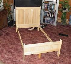 Woodworking Plans Platform Bed Free by Toddler Bed Plans When Building Plans Diy Free Download Queen