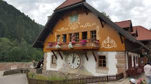 Cuckoo Clock Germany Arriving In Frankfurt Via The Black Forest About And Abroad
