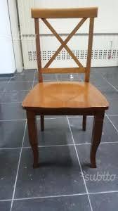 sedie usate napoli sedie in legno usate rinforzate arredamento e casalinghi in