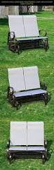 Patio Glider Bench
