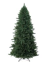 10 ft slim unlit tree tree market