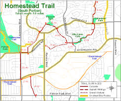 kilcher homestead map homestead trail south map