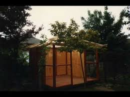 japanese tea house how to build one youtube