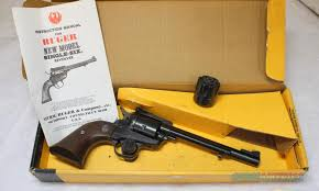 ruger new model single six convertible 22lr for sale
