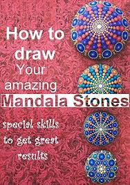 25 unique mandala rocks ideas on pinterest diy rock mandalas