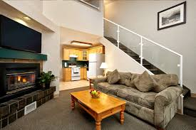 lake louise inn resort accommodations lake louise alberta canada one bedroom condo with loft