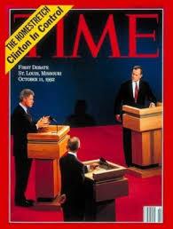 Clinton-Bush-Perot Debate