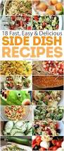 18 fast easy and yummy cookout side dish recipes
