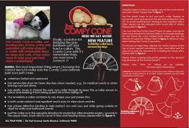 amazon com all four paws comfy cone pet collar x small tan