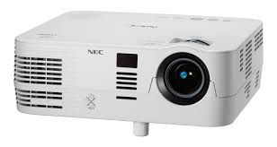 nec business education projectors specs