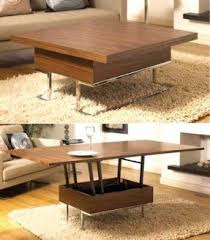 Pop Up Coffee Table Lift Coffee Tables Foter