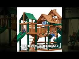 Home And Patio Decor Center Gorilla Playset Treasure Trove Childrens Playset From Home And