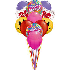 send a balloon 29 best unique annivesary balloons online images on