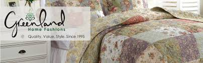 amazon com greenland home blooming prairie full queen quilt set