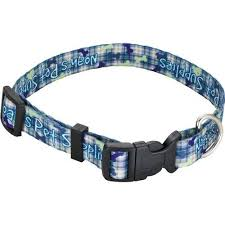 promotional 3 4 x 20 sublimation pet collars with custom logo