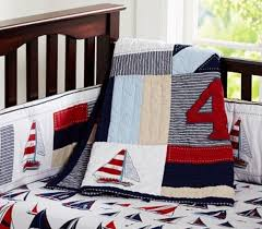 Pottery Barn Kids Baby Bedding Nautical Crib Bedding From Pottery Barn Kohen U0027s Nautical Themed