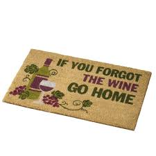 very welcoming message on a doormat magnificant meaning ideas of