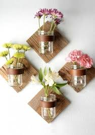 diy crafts for home decor check out the tutorial diy jar suspended flower pods crafts