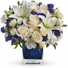 Flowers In Waco - blue flower delivery in waco baylor flowers