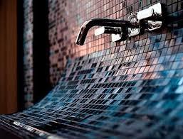 Mosaic Bathrooms Ideas Colors 10 Best Diy Mosaic Tile Images On Pinterest Bathroom Sinks Room