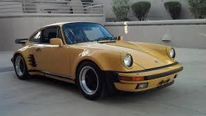 porsche 911 cheap 1986 porsche 930 german cars for sale