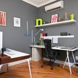 work it high style high tech home offices apartment therapy