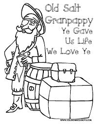 fathers day coloring pages for grandpa free large images