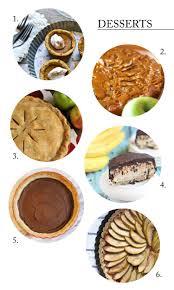dairy free thanksgiving dessert 18 allergy friendly thanksgiving recipes