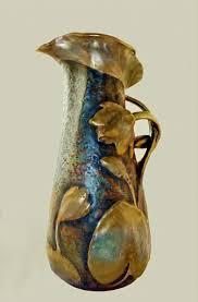 Vase French French Art Pottery