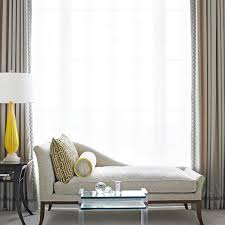 Decorating Bed In Front Of Window Showhouse Rooms In Neutral Palettes Traditional Home