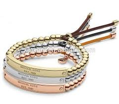 bracelet kors images Custom design high quality mk pure copper magnetic bracelet jpg