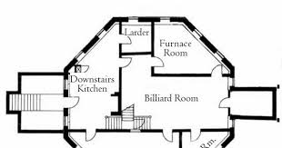 Octagon Home Plans 1930 U0027s Mansion Floor Plan Is Quite Complicated But With The Good