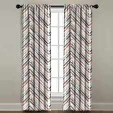 Chevron Panel Curtains 108 Inches Chevron Curtains U0026 Drapes Shop The Best Deals For