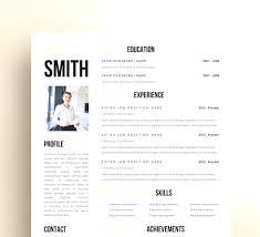 modern resume exles best modern resume template free in word resume exles