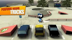 skateboard apk version stickman skate battle apk 2 1 0 free apk from apksum