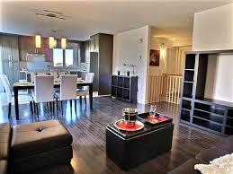 salon cuisine aire ouverte peinture salon cuisine ouverte collection avec chambre cuisine salon