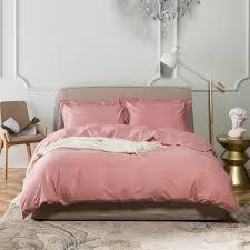 Linen Bed Sheets Online Get Cheap Pink Duvet Set Aliexpress Com Alibaba Group