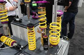 new kw sema 2014 kw suspension applications for bmw m3 and m4 revved