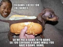 Yo Dawg Know Your Meme - image 2161 xzibit yo dawg know your meme
