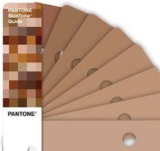 skin tone guide de pantone la peau en 110 couleurs le blog de
