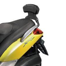 siege enfant givi dosseret de selle maxi scooter sur la bécanerie
