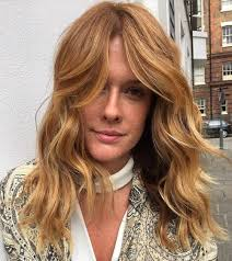 flip hairstyles for long face shape 60 super chic hairstyles for long faces to break up the length