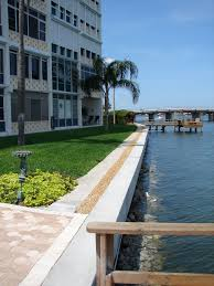 seawalls gulfside docks