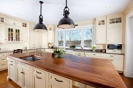 can you live with wood countertops kitchen designs com u2013 the
