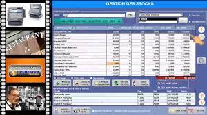 logiciel gestion cuisine logiciel de restauration orchestra la gestion stocks en toute
