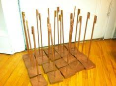 Diy Table Number Holders Wooden Table Number Holder Tutorial Table Number Stands Table