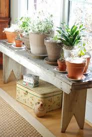 planters flower pot stand indoor modern wood leg planter