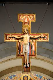 san damiano crucifix san damiano cross st anthony s high school