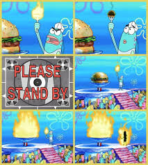 spongebob tear sweater 432 best spongebob squarepants images on spongebob