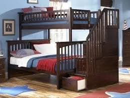 Bunk Bed Twin Over Full With Stairs Foter - Stairway bunk bed twin over full